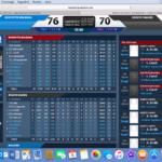 Serie A2, le statistiche finali di Fortitudo - Roseto