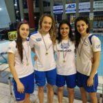 Nuoto, Azzurra '91 brilla a Forlì
