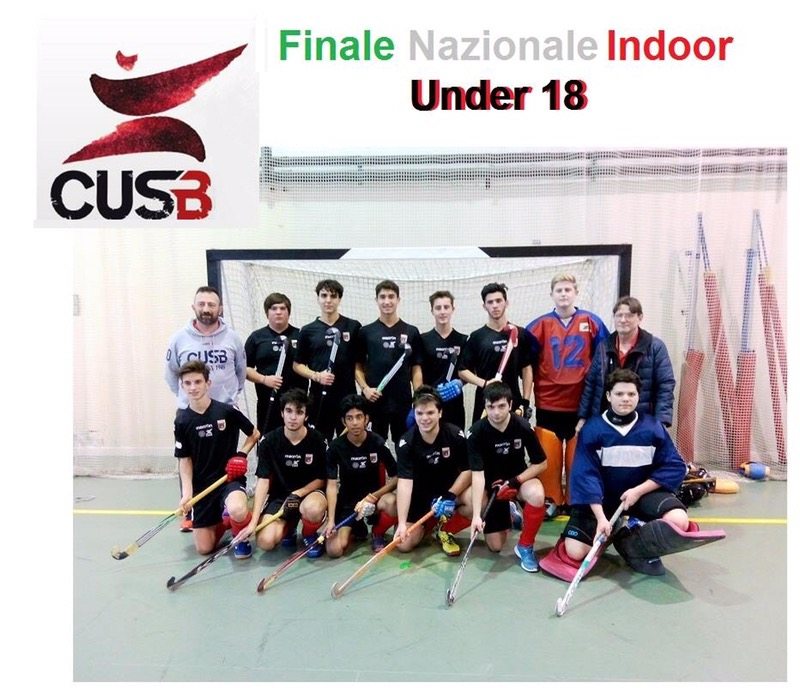 Hockey, è finale per il CUS Under 18