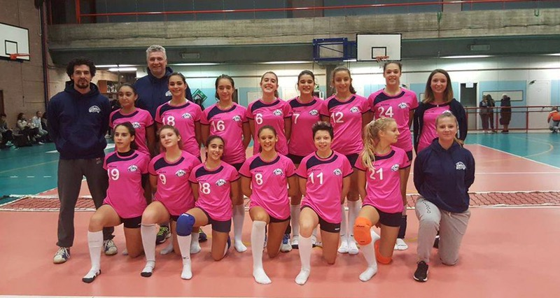 Under 14 femm, la FocaMasi in finale provinciale