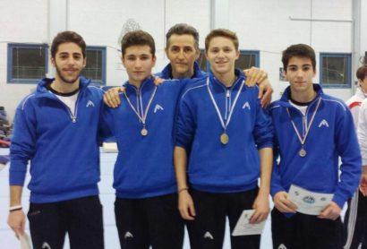 squadra maschile G.Masi