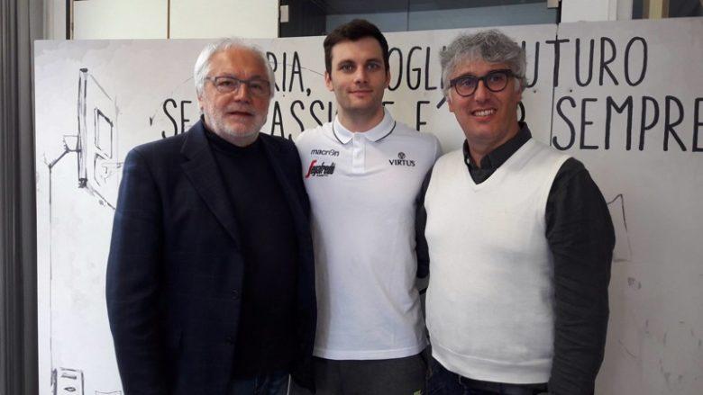 Basket: Virtus ingaggia Stefano Gentile