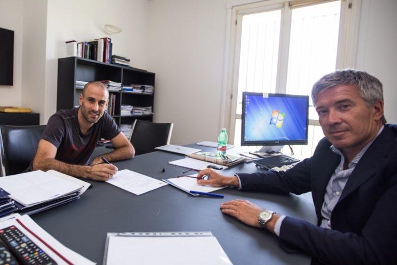 Bologna Fc, Palacio è rossoblù. Trovato l'accordo per l'attaccante argentino