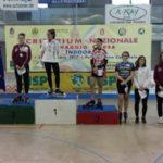 Pattinaggio, doppio podio per la Pontevecchio