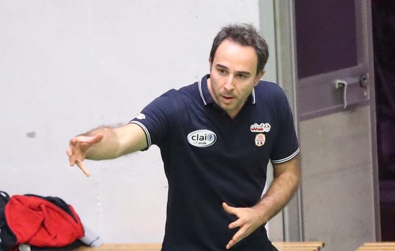 Serie B2 femm, microfoni a coach Turrini
