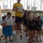 Nuoto pinnato, titolo regionale esordienti per la Record