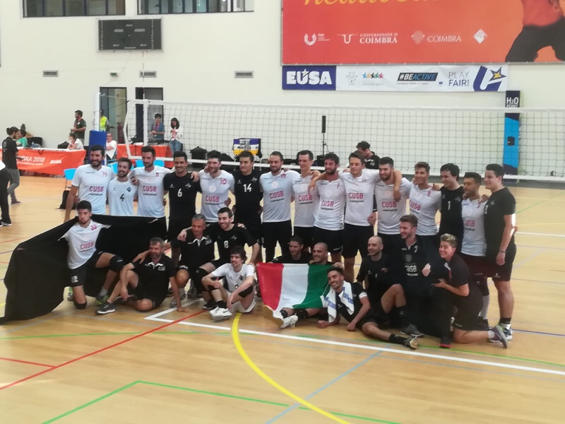 Cus, semifinale europea per gli uomini