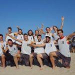 Frisbee, titolo italiano beach per il Cus