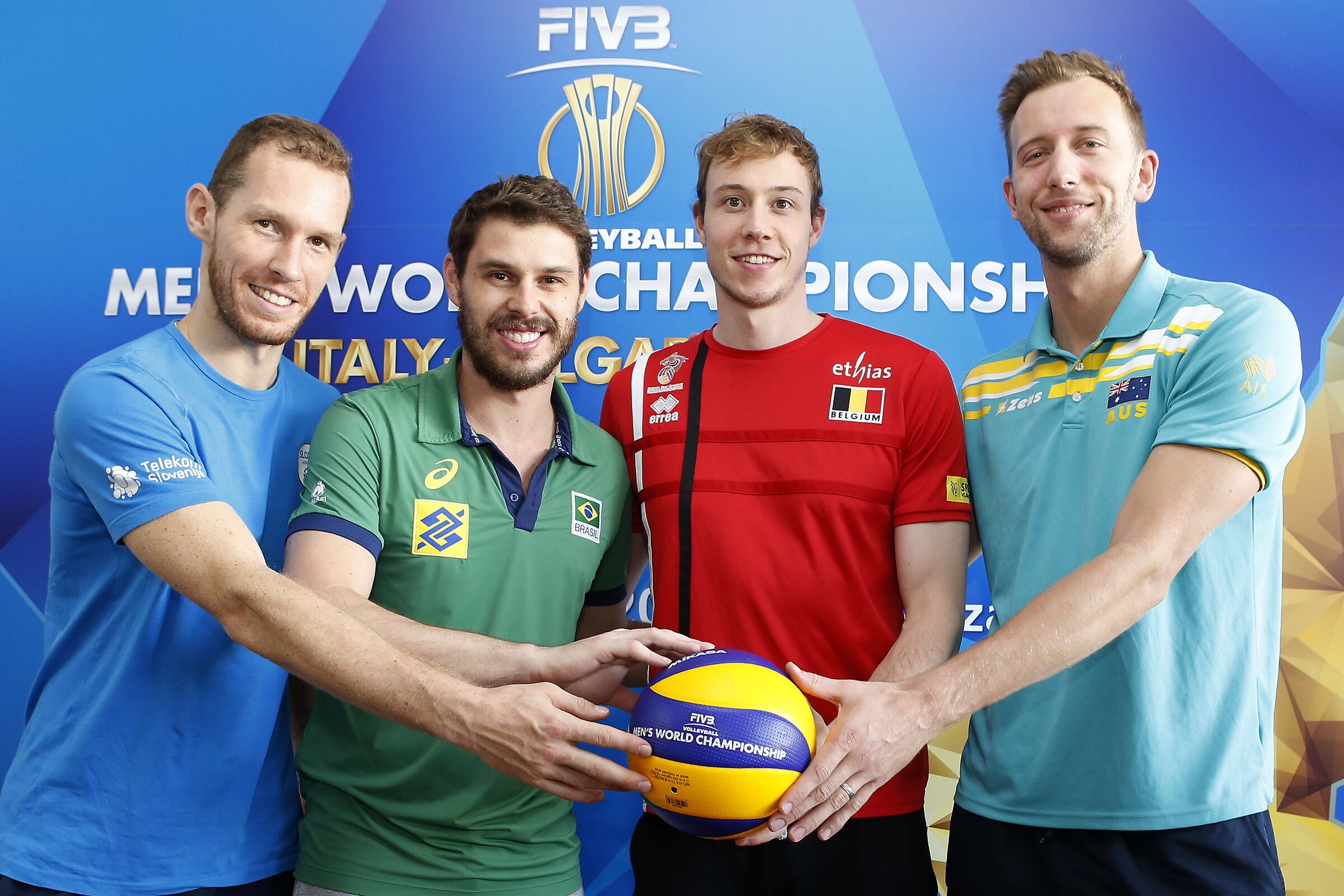 Mondiali volley, la parola ai protagonisti