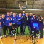 Franz Campi ospite dell'Italia Basket Over 40