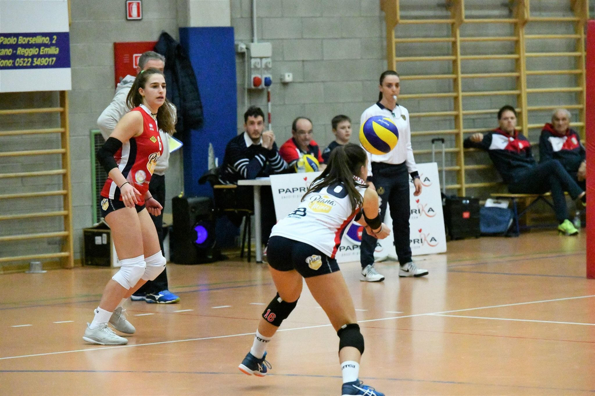 Serie B2 femm, quinto set vincente per il Volley Team