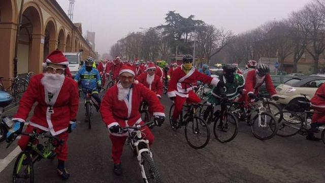"""Ciclismo, domenica 23 torna il """"We are Santa"""""""