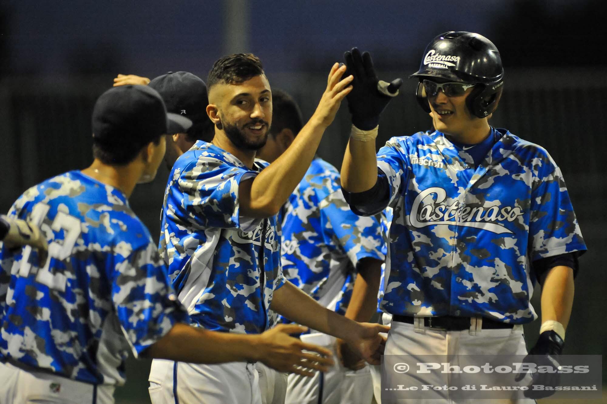 Baseball, Venturi confermato al Castenaso