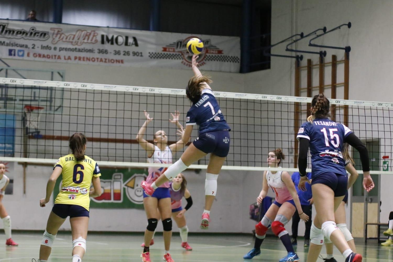 Serie B2 femm, successo casalingo per il Csi Clai