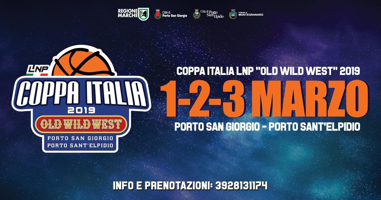 Coppa Italia Lnp, la copertura televisiva