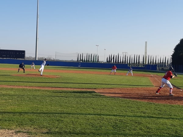 Baseball, prima uscita vincente per Castenaso