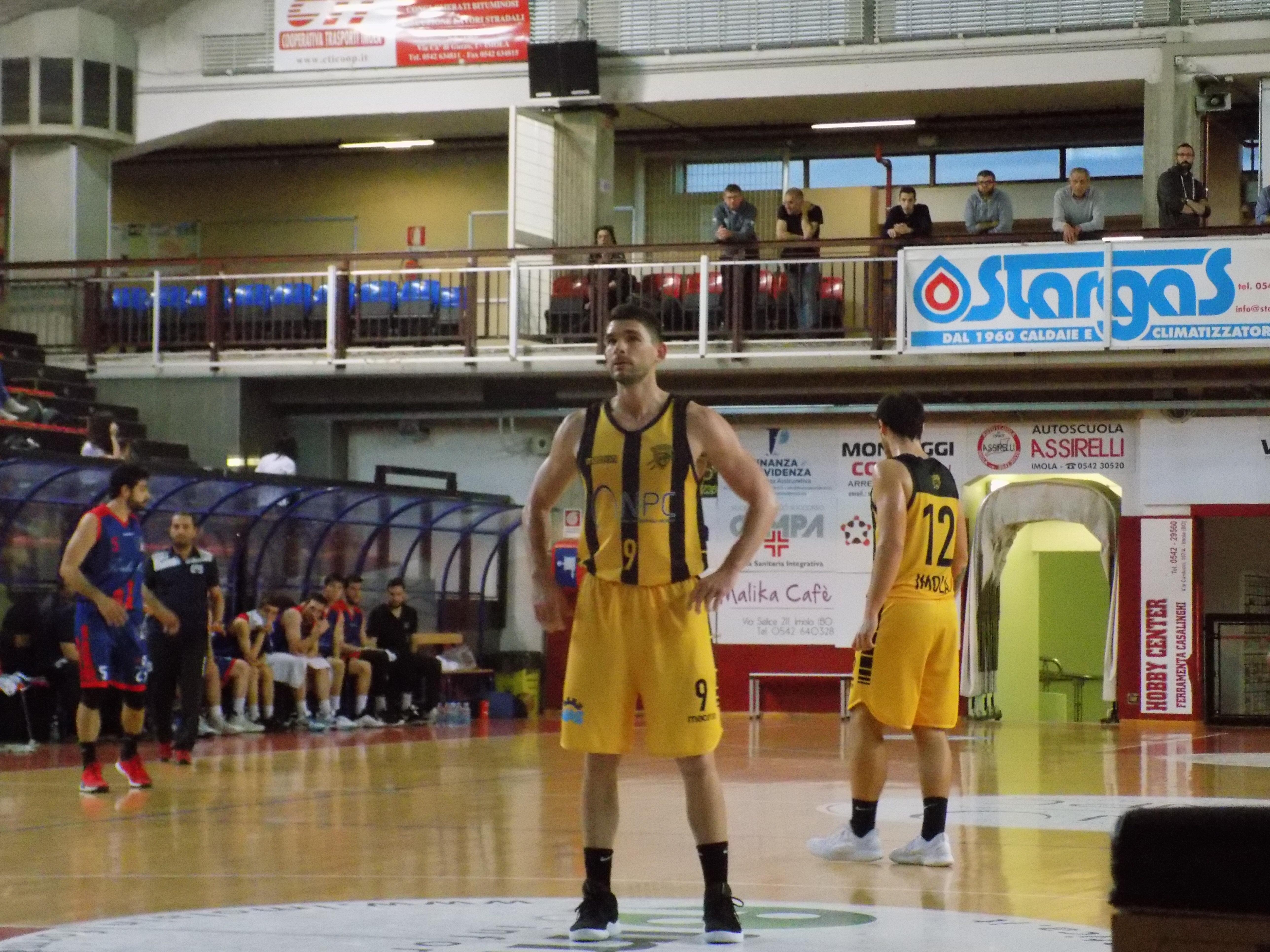 Alla Virtus Spes il derby con il Bologna Basket 2016