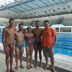 Nuoto pinnato, poker di convocati in nazionale per la Record