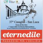 Podismo, la Casaglia San Luca torna il 19 luglio